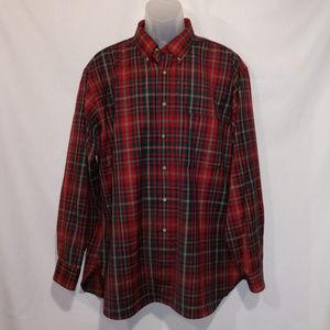 Pendleton Men's button down shirt sz XL